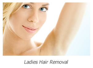 Ladies Hair Removal